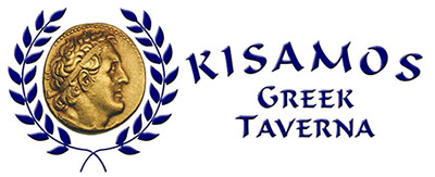 Kisamo Greek Taverna Logo